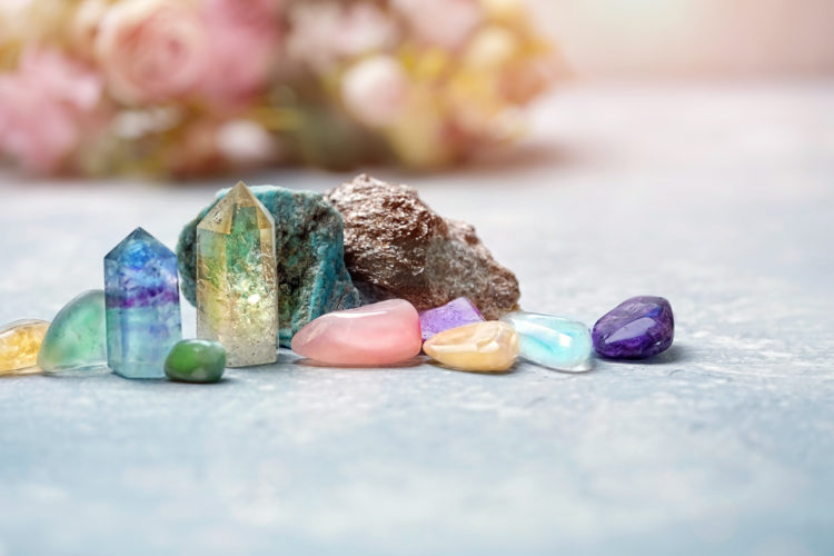 Energetic Mentoring – hanging out with crystals - Health Space Clinics