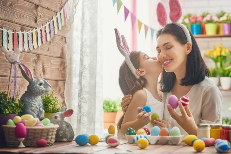 How to do Easter the healthy way