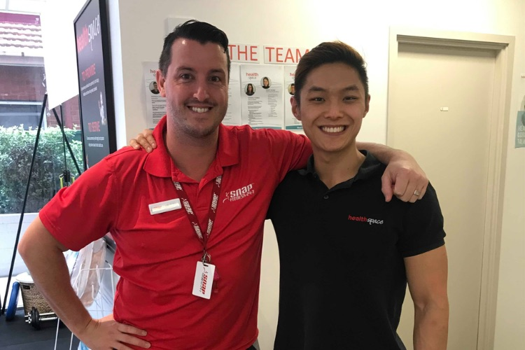 Interview with John Waters from Snap Fitness Burwood