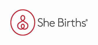 She Births Logo