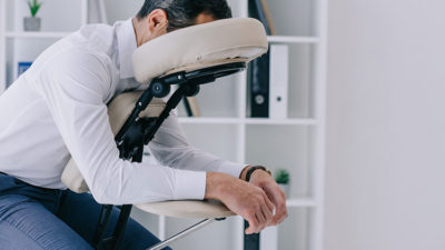 Corporate Massage - Health Space Clinics