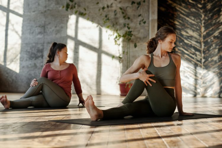 Runners and Riders Yin Yoga with Egg Of the Universe – FREE with Julia Billington - Health Space Clinics
