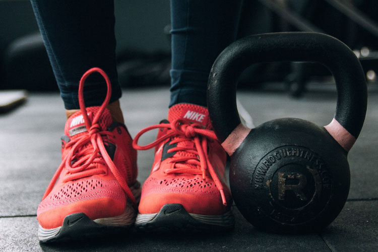Should a teenager do weights at the gym?